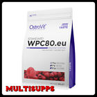 OSTROVIT WPC80 900g High Whey Protein Concentrate PURE BCAA gainer leucine