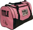 TITLE Boxing Individual Sport Bag - Pink