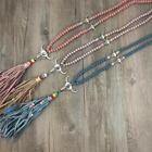 New Popular Personality Leather Tassel Alloy Bull Tauren Pendants Long Necklaces