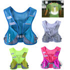 Adjustable Reflective Safety Vest Net Outwear Coat+Bottle Holder Running Cycling