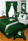 Michigan State Spartans Comforter & Pillowcase Twin Full Queen King Size