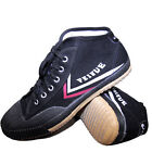 Feiyue High Top Kung Fu Shoes Martial Arts Wushu Mens Womens Childrens -  Black