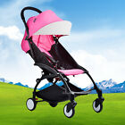 New Pushchair Lightweight Mini Baby Stroller Buggy From Birth Rose Gray Stock