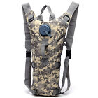 3L Water Bladder Bag Military  Hiking Camping Hydration Backpack Camelbak Pack