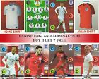 Panini EURO 2016 Adrenalyn XL ENGLAND cards - BUY 3 GET 7 FREE!