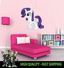 PRINTED WALL ART WALL MY LITTLE PONY RAITY GRAPHIC STICKER DECAL