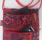 Hand bag ethnic square shoulder purse ISRAEL made by Druze Anter