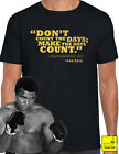 Muhammad Ali Tribute T-Shirt Boxing Cassius Clay Greatest RIP Legend Champion