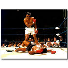 The King of Boxing Muhammad Ali Silk Poster 13x20 24x36inch WHO AM I