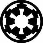 Star Wars Imperial vinyl decal sticker car truck macbook - U Pick Color/Size $1.49 USD