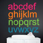 Big Alphabet Letters Wall Decal Wall Sticker for Nursery Playroom home & office