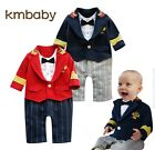 Baby boys clothes christening outfit 6-24 mnths MILTARY suit wedding birthday