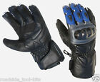 Motorcycle Gloves Motorbike Gloves. Leather biker gloves FROM ONLY £7.99-£17.99
