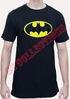 New Mens Batman T-Shirt Crew Neck 100% Soft Cotton Size S,M,L,XL