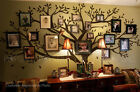 Giant Family Tree Wall Sticker Vinyl Art Home Decals Room Decor Mural Original