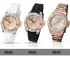 Seksy Rose Gold by Sekonda Ladies Watch White 4560 - Black 4561 - Rose Gold 4655