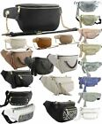 LADIES NEW CHAIN TASSEL BUMBAG AZTEC TACOMA FESTIVAL MONEY POUCH FANNY PACK