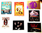 ROCK AND ROLL BAND WINDOW/BUMPER STICKERS ~ MAT - Z