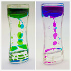 Colored Oil Acrylic Hourglass Timer Ornament Desk Decor Birthday Gift Craft Art