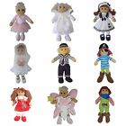 NEW Beautiful Traditional Style Mini Rag Dolls - BOY GIRL BABY GIFTS TO TREASURE