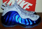 NIKE AIR FOAMPOSITE ONE 314996-401 SPORT ROYAL WOLF GRAY BLUE PENNY RETRO