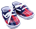 GAP Boys Shoes Slip-on Navy Red Boat Style Shoes Lace Slipper Accessory Gift