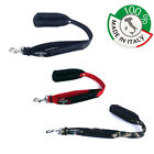 Soft Handled Leash for Medium and Large Dogs TRE PONTI 100% Made in Italy