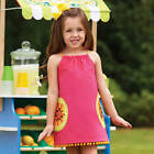 Mud Pie Tutti Frutti Pink Dress 3M-5T Baby Toddler Girls #1142111 NWT