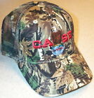 Case Eagle Embroidered Camo Hat (4 types)