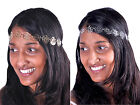 Brow Band Gold Rose Chain Silver Headband Women Hippie Boho Hippy Hairband Gift