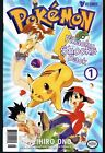 Pokemon # 1 Pikachu Shocks Back Viz