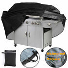 L / XL BBQ Cover Heavy Duty Waterproof Rain Snow Scooter Grill Protector UK