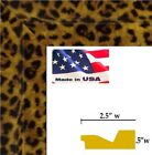 """Custom 2.5"""" Leopard Picture Poster frame-21 inch wide -21"""" Panoramic"""
