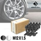 MISSION SPEED M12X1.5 54MM STANDARD WHEEL BOLT LUGS NUT 20PCS KIT SET 2 COLORS