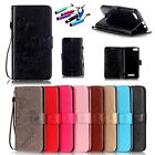 Cute Pattern Flip Stand Card Slot Wallet Leather Case Cover For Wiko Series+Gift
