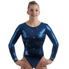"Milano Pro Sport Gymnastic Leotard 'LIBRA 77649'  Sizes 26""-36"" - NEW"