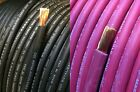 Flexible Welding Battery Cable CHOOSE Red or Black 2, 4, 6, GAUGE, 2/0, 1/0 AWG