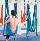New Flying Yoga Pilates Aerial Hammock Swing Trapeze Anti-Gravity Fitness
