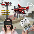 LIDIRC L7R 2.4GHz 6 Axis Gyro WIFI FPV RC Quadcopter 0.3MP HD Camera With VR Box