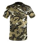 Hunters Element Prime summer Mens BARE camo T-Shirt short sleeve Hunting top