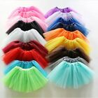 Womens  Kid Tutu Party Ballet Dance Wear Dress Skirt Princess Pettiskirt