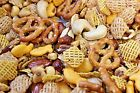 Anglers Mix, Cereal, Goldfish, Corn nuts, snack, gourmet, wedding, camping, kids