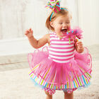 Mud Pie Birthday Wishes Tiered Birthday Party Dress 12-18M, 2T, 3T, 4T, 5T NWT