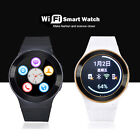 Bluetooth Android 5.1 1.3Hz Quad Core WIFI 3G Smart Watch phone 5.0MP Camera GPS