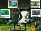 "KORUM FISHING CHAIRS. MULTI CHOICE. ""SIMPLY THE BEST"""