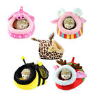 Small Animal Pet Bed Hammock Soft House Nest Pad Cage for Hamster Rat Guinea Pig