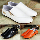 New Fashion Men's Slip On Casual Driving Walking Flats Moccasin Breathable Shoes