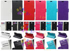 Fe wallet Card Holder Leather Case Stand Cover for Lenovo Smart phones SF