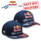 NEW Red Bull Infiniti Racing F1 Daniil Kvyat Cap Snapback Flat Peak Kids Adult