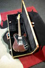 Fender 1978 Telecaster Custom RARE Brown Finish including Tweed Case